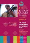 Concert à Tours le dimanche 6 décembre 2015