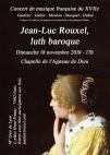 2018 11 18 Ms Barbe 2 Chapelle de l'Agneau de Dieu